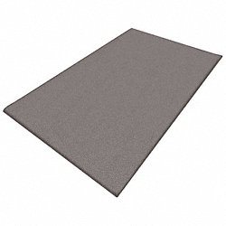Anti-Static Mat, Dry Area, Gray, 3x10 ft.