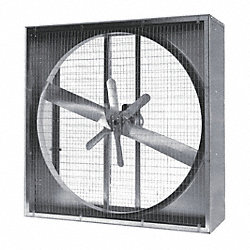 Agricultural Exh Fan, 24 In, 115/230 Volt