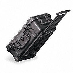 Protective Case, Black, 22 x 13.18 x 9 In