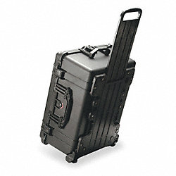 Protective Case, Blk, 24.83x16.69x11.88In