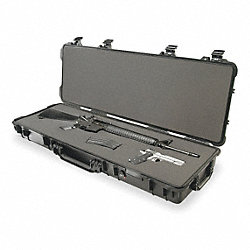 Protective Case, Black, 44.37 x 16 x6.12In