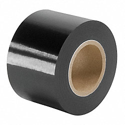 Plating Tape, 4 In, Black
