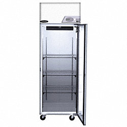 Refrigerator, Reach In, 24 CF, 120V, 60 Hz