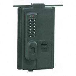 Secure Guard Lock Assembly Kit, Mag Key