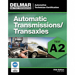 Textbook, ASE Test Prep, Transmissions