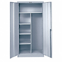 Combination Storage Cabinet, Unassembled