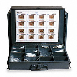 Assorted Fitting Kit, Brass, 70 Piece