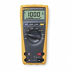Digital Multimeter, 50 MOhms, 1000V, 10A