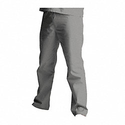Scrub Pants, L, Gray, Unisex