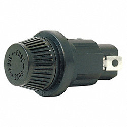 Fuse Holder, 30A, 600V, 1Pole, Straight QC