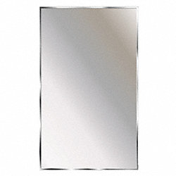 Theft Proof Mirror, 18 x 30 In.