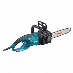 Chain Saw, Electric, 14 In. Bar