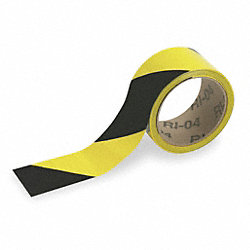 Warning Tape, Roll, 3In W, 54 ft. L