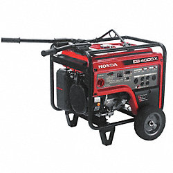 Portable Generator, Rated Watts3500, 270cc