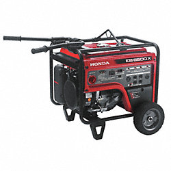 Portable Generator, Rated Watts5500, 389cc