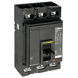 Circuit Breaker, Lug In/Out, 400A, 3 Phase