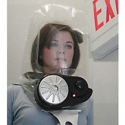 Emergency Escape Hood, Polyethylene Film