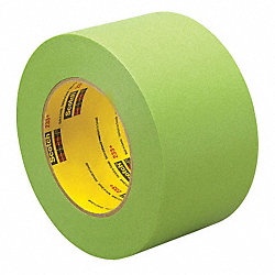 Performance Masking Tape, 4 in x 60 yds