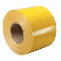 Marking Tape, Roll, 1In W, 150 ft. L