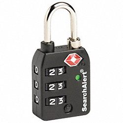 Combination Padlock TSA Accepted