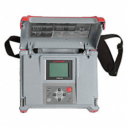 AC and Battery Megohmmeter, 5000VDC