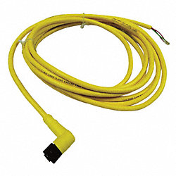 Cable 12ft, Sanitary, 3 Pin, NEMA 6
