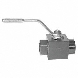 Hydraulic Valve, Ball, 1/2In NPT