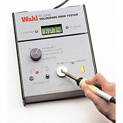 Soldering Iron Tester, Degree F, 110V