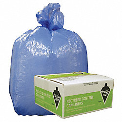 Flat Pack Liner, 40 to 45 Gal., PK125