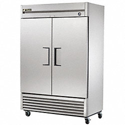 Refrigerator, 2 Solid Door, 49 Cu. Ft.
