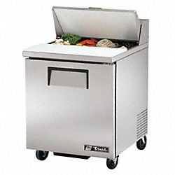 Prep Table, Single Door, 6.5 Cu. Ft.