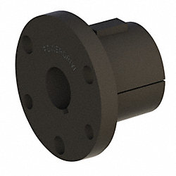 Split Taper Bushing, Series B, 2-3/16 In