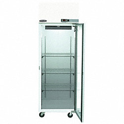 Refrigerator, Glass Door, 24 CF
