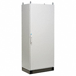 Enclosure, Freestanding, NEMA 12