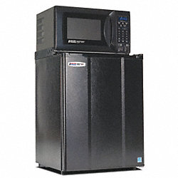 Refrigerator and Microwave, 2.4 Cu. Ft.