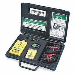 Circuit Tracing Kit, 9 to 300VAC, Enrgzd