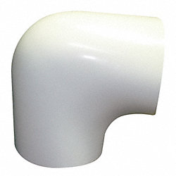 Insulated Fitting Cover, 90, 2-1/2In Max