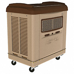 Portable Evaporative Cooler, 3000 cfm