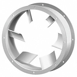 Tubeaxial Fan Vane Section, 51-3/4 In. H