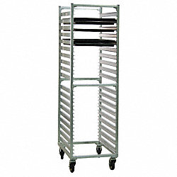 Full Bun Pan Rack, End Load, 38 Capacity