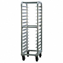 Bun Pan Rack, 15 Pan Capacity