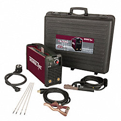 Arc Welder Kit, 160 A, 115 V