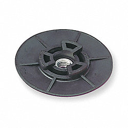 Disc Pad Face Plate Hub, 2-1/2 In Dia