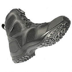 Tactical Boots, Comp, Size 6-1/2, Blk, 1PR
