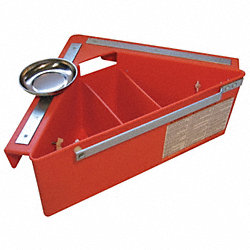 Tool Organizer, For Aerial Lift, 13.7cu ft