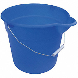Paint Pail, 12 qt, Hi Density Polyethylene