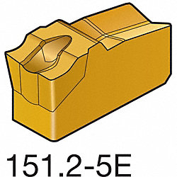 Carbide Q-Cut Parting Insert, N151.2