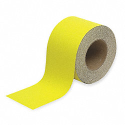Antislip Tape, Yellow, 4 In x 60 ft.