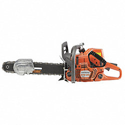 Chain Saw, Gas, 20 In. Bar, 73.5CC
