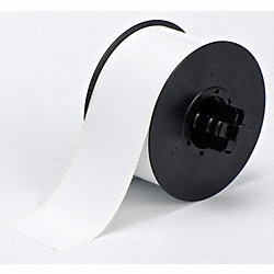 Tape, White, 100 ft. L, 2-1/4 In. W